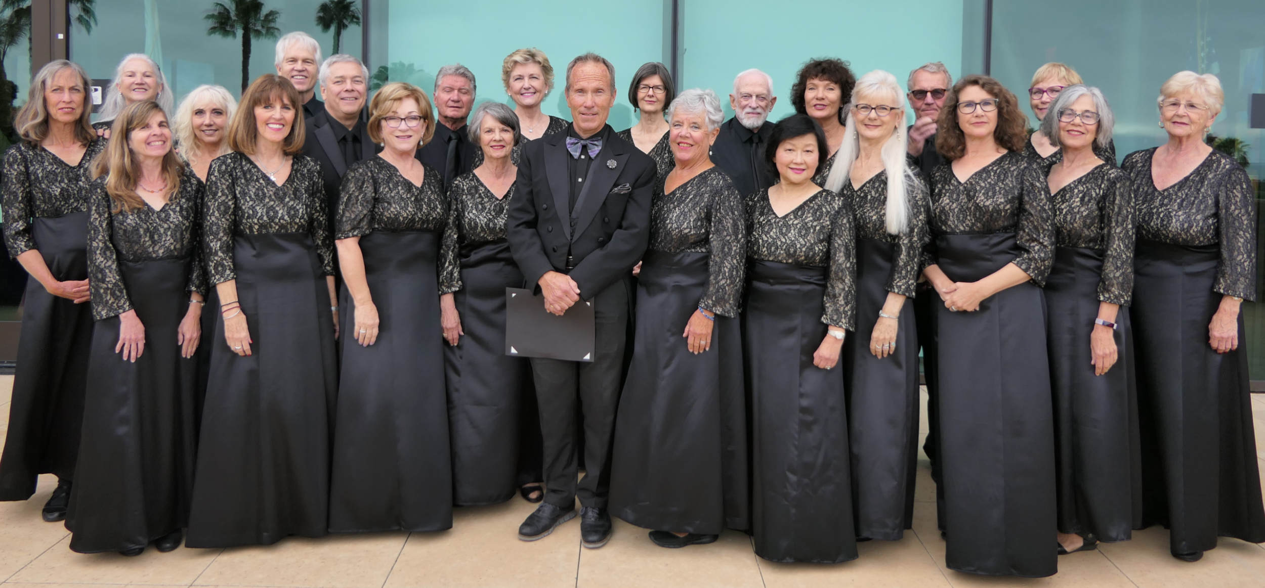 roger anderson chorale